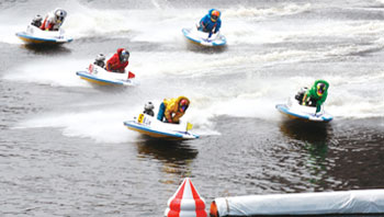 ボートレースの流れ