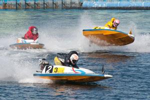 ボートレース(競艇)は人気のスポーツ