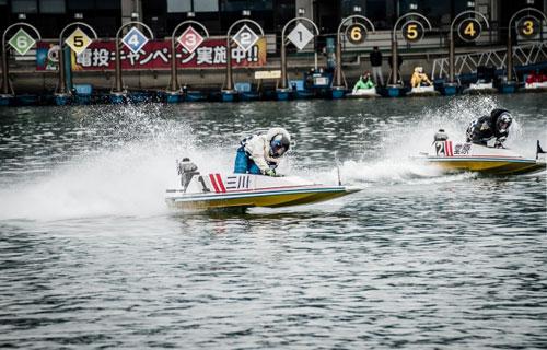 ボートレース(競艇)のモーターの見方や予想のポイント